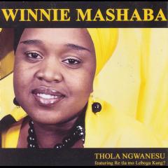 Mashaba Winnie - Thola Ngwanesu (CD)