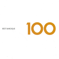 100 Best Baroque - Various Artists (CD)