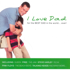 I Love Dad - Various Artists (CD)