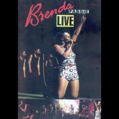 Fassie, Brenda - Live (DVD)