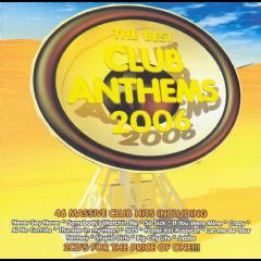 Club Anthems 2006 (CD)