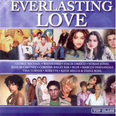 Everlasting Love - Various Artists (CD)