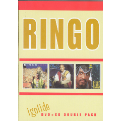 Ringo - Igolide (DVD + CD)