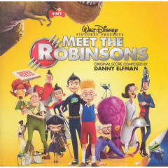 Meet the Robinsons OST (CD)
