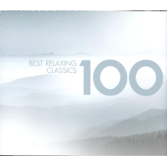 100 Best Relaxing Classics - Various Artists (CD)