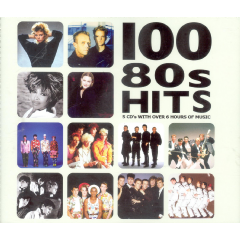 100 80's Hits - Various Artists (CD)