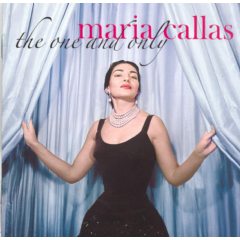 Callas Maria - The One & Only (CD)