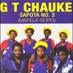 Chauke G.t. - Sapota No.3 - Mafela Sopo (CD)