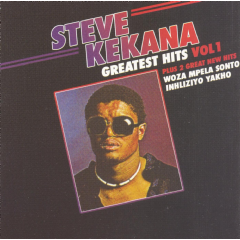 Kekana Steve - Greatest Hits - Vol.1 (CD)