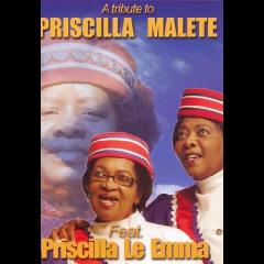 Matele P. Feat P. La Emma - Tribute To Priscilla Malete (DVD)