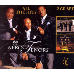 Afro Tenors - This Is The Moment / A New Dawn (CD)
