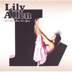 Allen Lily - It's Not Me, It's You (CD)