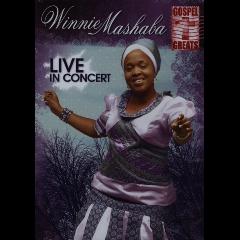 Mashaba Winnie - Live In Concert (CD)