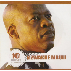 Mbuli Mzwakhe - 10 Great Songs (CD)