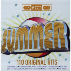 Original Hits - Summer - Various Artists (CD)