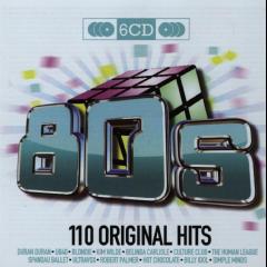 Original Hits 80's - Various Artists (CD)