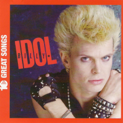 Idol Billy - 10 Great Songs (CD)