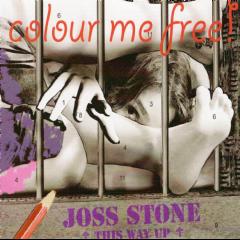 Stone Joss - Colour Me Free (CD)