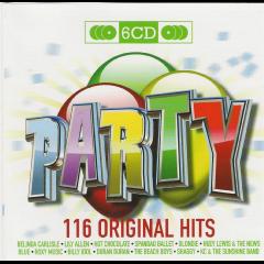 Original Hits Party - Various Artists (CD)