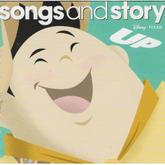 Children - Songs & Story - Up (CD)
