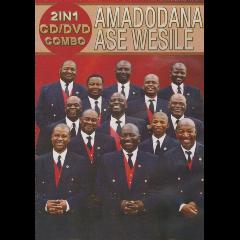 Amadodana Ase Wesile - Jesu O Tsohile / Best Of Amadodana Ase Wesile (DVD + CD)