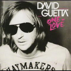 Guetta David - One Love [New Version 2010] (CD)