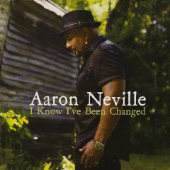 Neville Aaron - I Know I've Been Changed (CD)