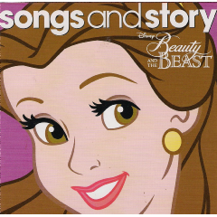 Children - Songs & Story - Beauty & The Beast (CD)