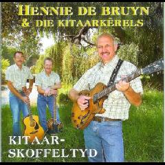 De Bruyn Hennie En Die Kitaarkerels - Kitaar Skoffeltyd (CD)