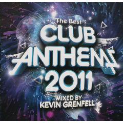 Club Anthems 2011 - Various Artists (CD)