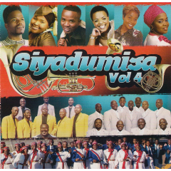 Siyadumisa - Vol.4 - Various Artists (CD)