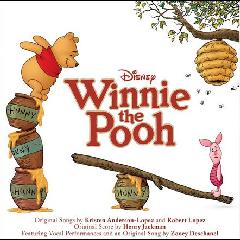 Soundtrack - Winnie The Pooh (CD)