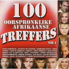 100 Oorspronklike Afrikaanse - Various Artists (CD)