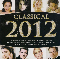Classical 2012 - Various Artists (CD)