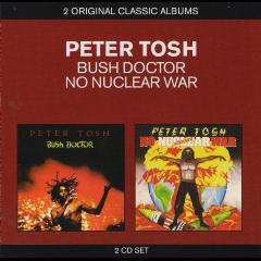 Tosh Peter - Bush Doctor / No Nuclear War (CD)
