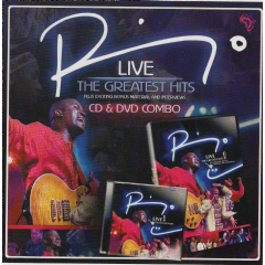 Ringo - Live Greatest Hits (CD + DVD)