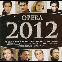 Opera 2012 - Various Artists (CD)