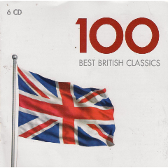 100 Best British Classics - Various Artists (CD)