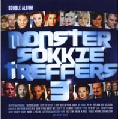Monster Sokkie Treffers 3 - Various Artists (CD)