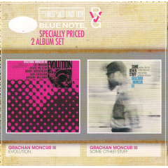 Moncur Grachan - Evolution / Some Other Stuff (CD)