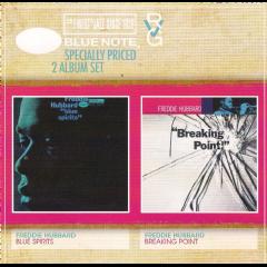 Hubbard Freddie - Blue Spirits / Breaking Point (CD)