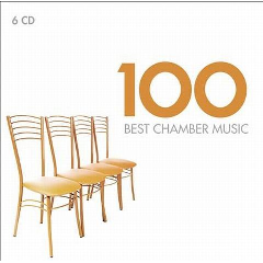 100 Best Chamber Music - Various Artists (CD)