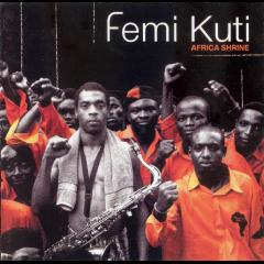 Kuti, Femi - Live At The Shrine (CD)