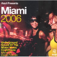 Azuli Presents Miami 2006 - Various Artists (CD)