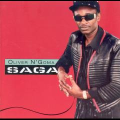 Oliver Ngoma - Saga (CD)