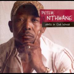 Peter Nthwane - Devil In The House (CD)