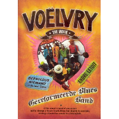 Voelvry The Movie - Various Artists (DVD)
