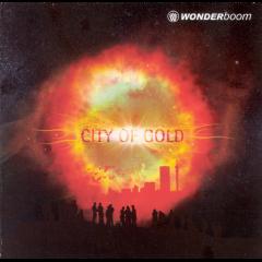 Wonderboom - City Of Gold (CD)
