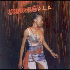 Wunmi - A.l.a (CD)