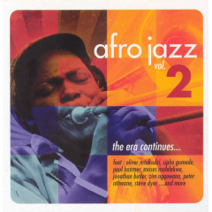 Afro Jazz - Vol.2 The Era Continues - Various Artists (CD)